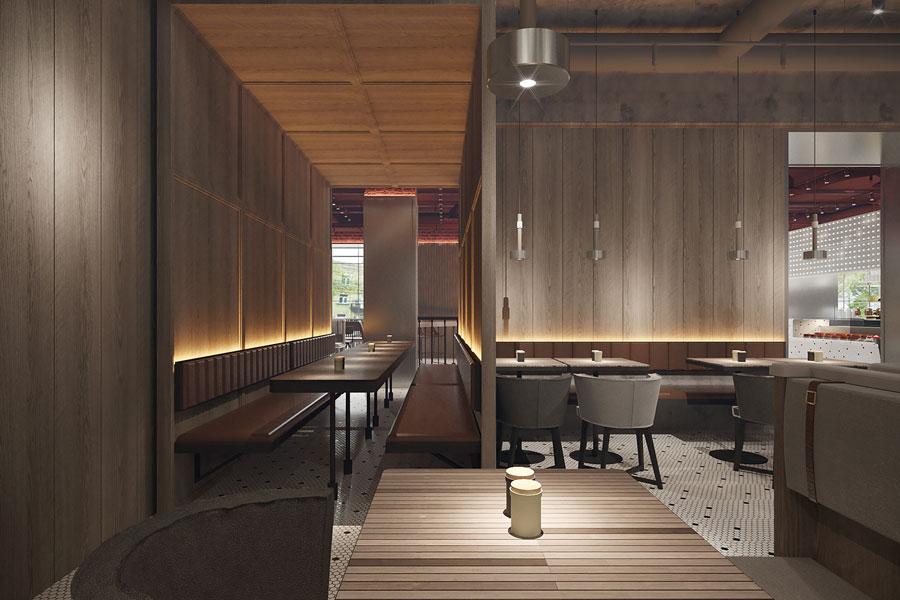 ý tưởng thiết kế quán cafe bar sang trọng ảnh 7
