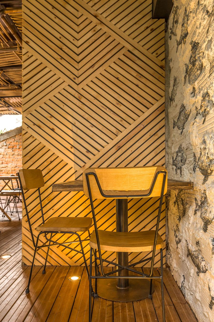 thiết kế quán cafe rocoto ảnh 13