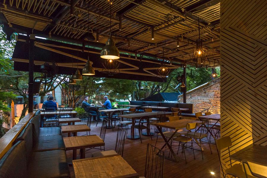 thiết kế quán cafe rocoto ảnh 18