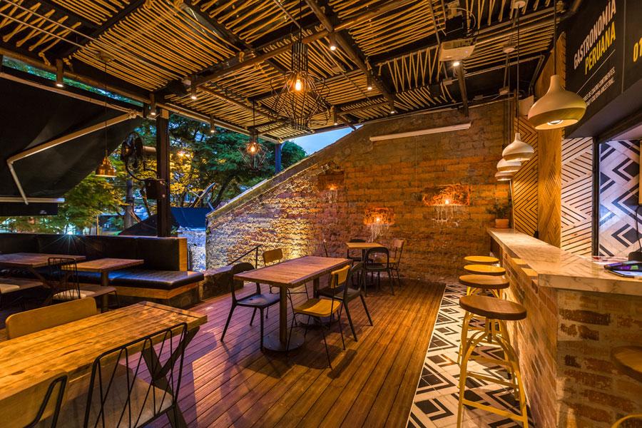 thiết kế quán cafe rocoto ảnh 21
