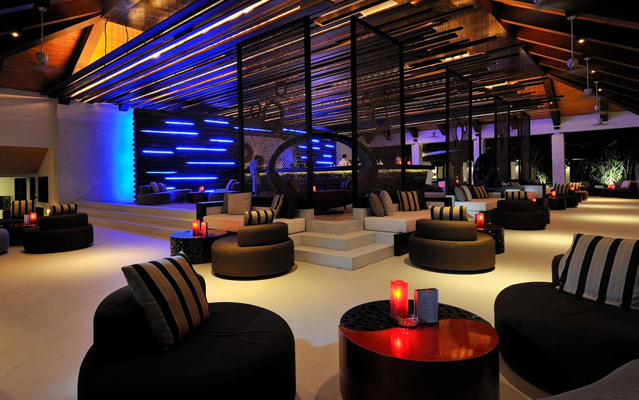 thiết kế nội thất quán pub beer club ảnh 1