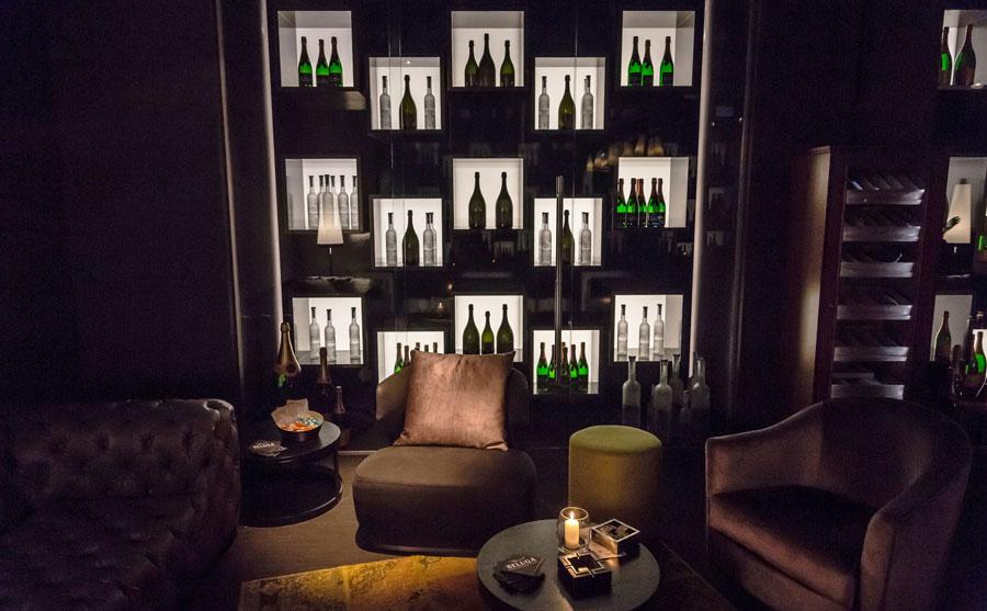 thiết kế nội thất quán pub beer club ảnh 15