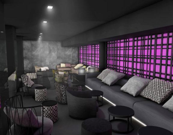 thiết kế nội thất quán pub beer club ảnh 16
