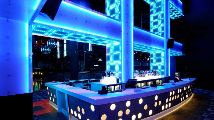 thiết kế nội thất quán pub beer club ảnh 19