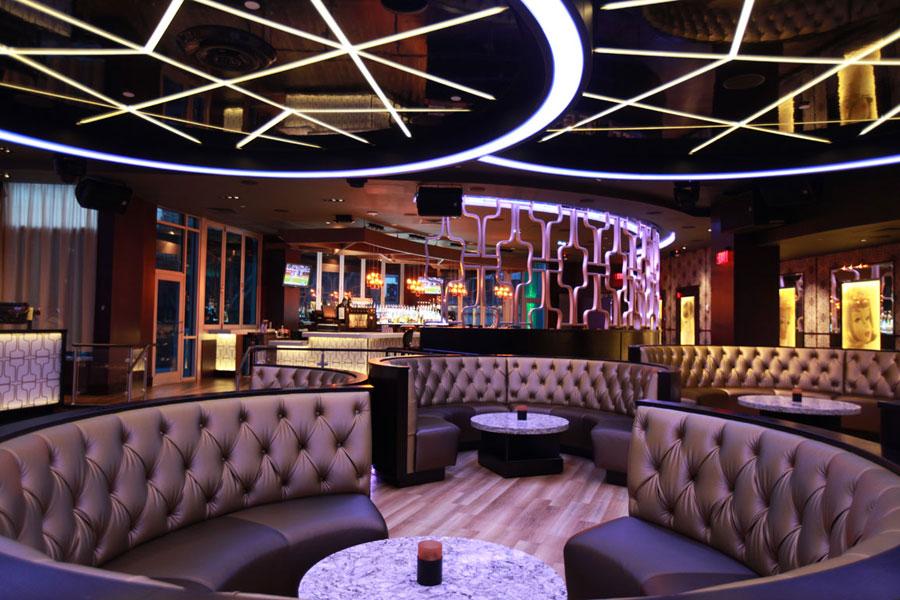 thiết kế nội thất quán pub beer club ảnh 7