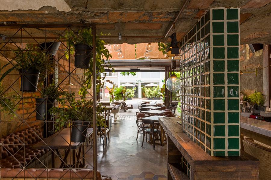 thiết kế quán cafe burdo 13