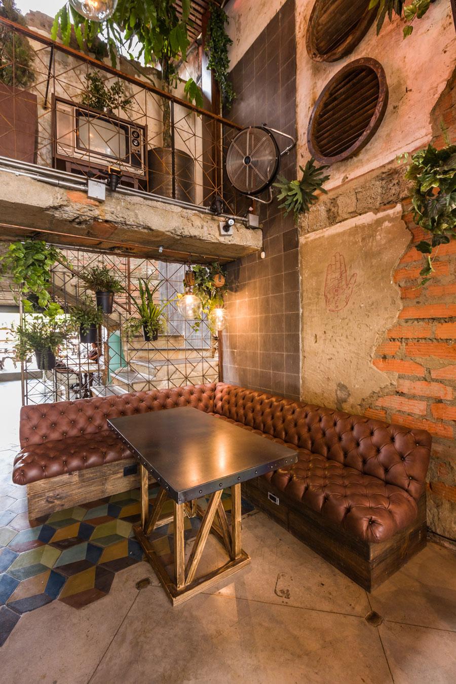 thiết kế quán cafe burdo 16