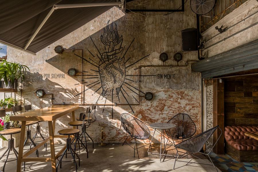 thiết kế quán cafe burdo 23