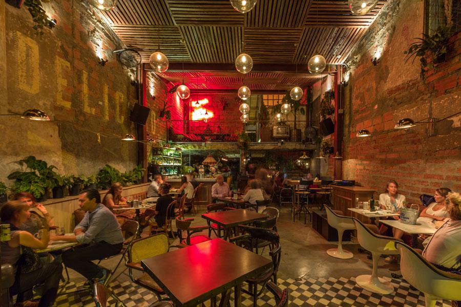thiết kế quán cafe burdo 24