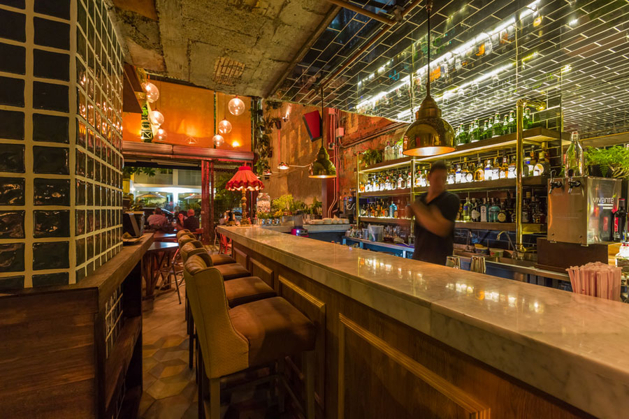 thiết kế quán cafe burdo 28