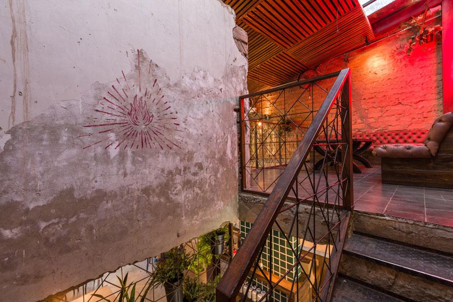 thiết kế quán cafe burdo 31