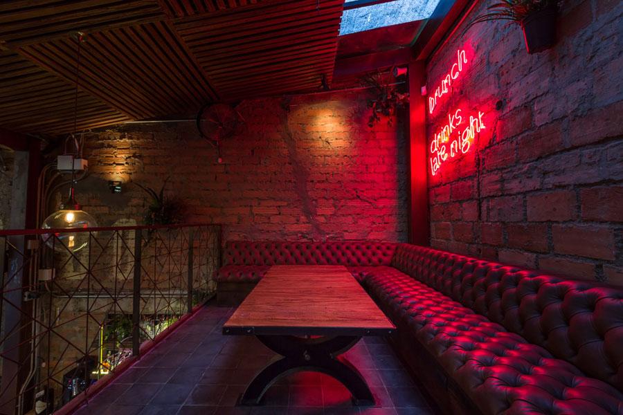 thiết kế quán cafe burdo 33