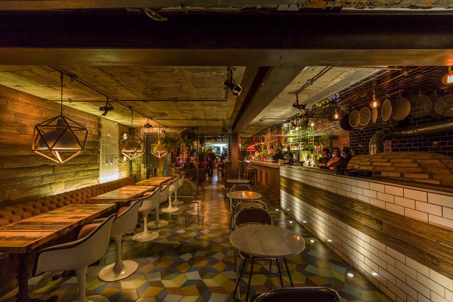 thiết kế quán cafe burdo 35
