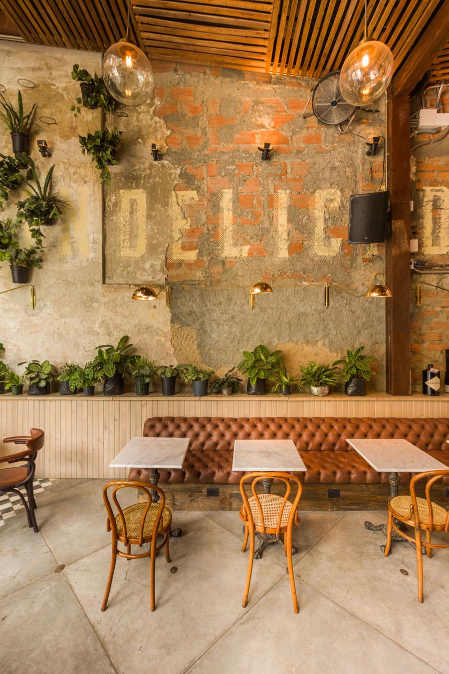 thiết kế quán cafe burdo 5