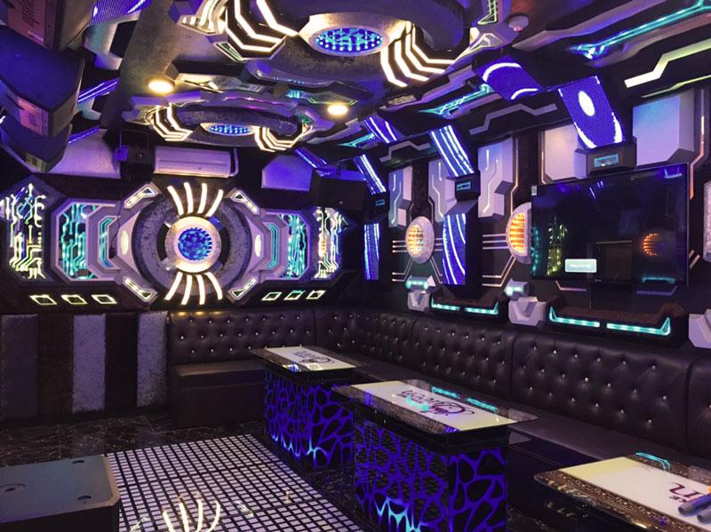 lựa chọn ghế sofa chất lượng cho phòng karaoke