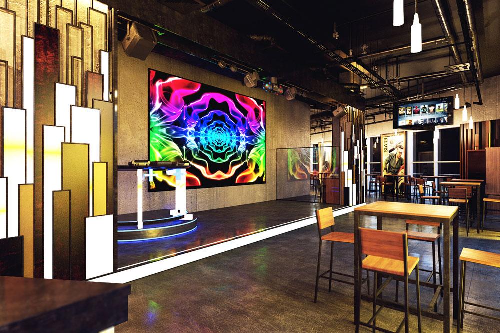 Thiết kế quán beer club đẹp 1