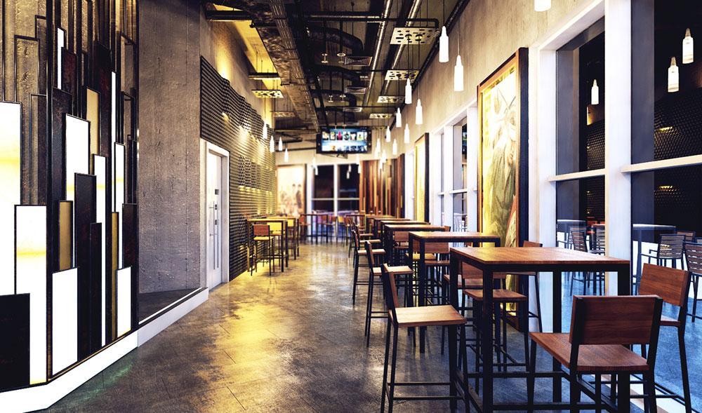 Thiết kế quán beer club đẹp 11
