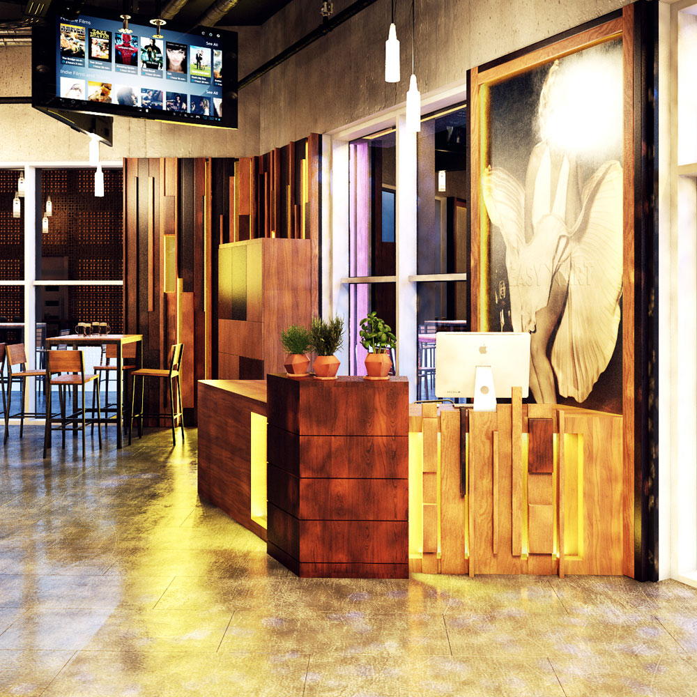 Thiết kế quán beer club đẹp 4