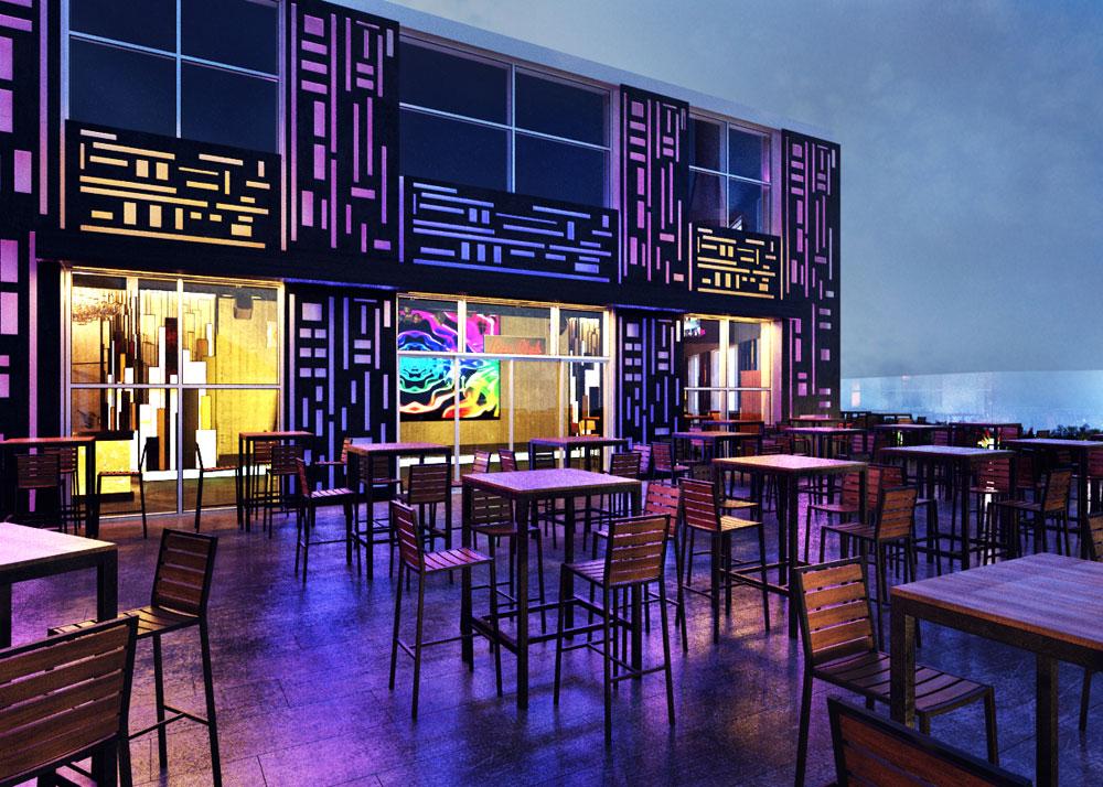 Thiết kế quán beer club đẹp 5