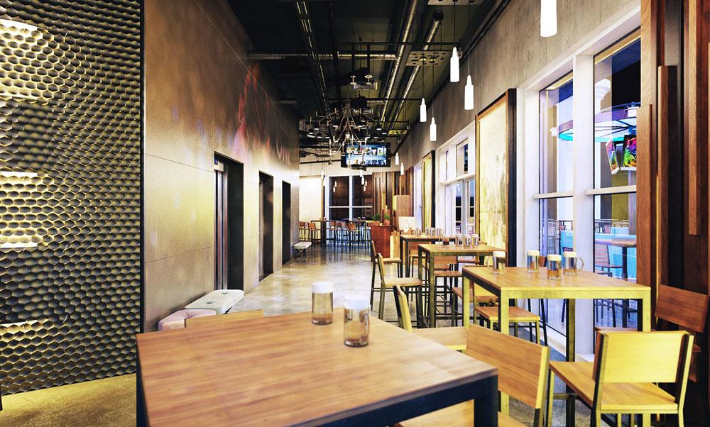 Thiết kế quán beer club đẹp 7