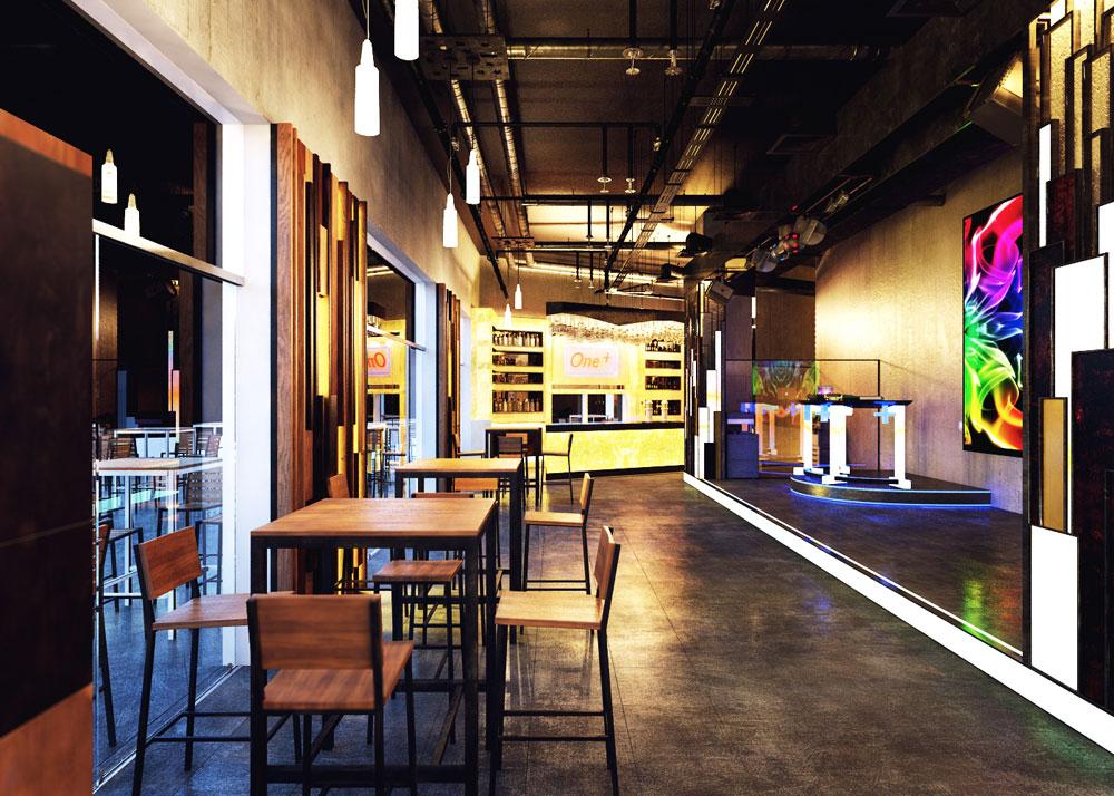 Thiết kế quán beer club đẹp 9
