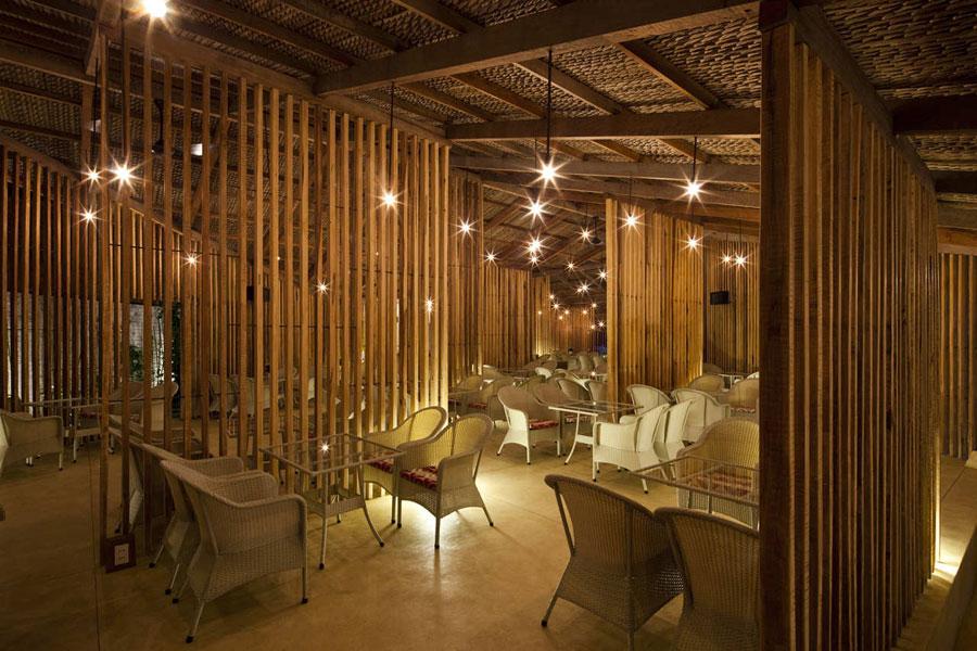 thiết kế quán cafe chuẩn độc đáo