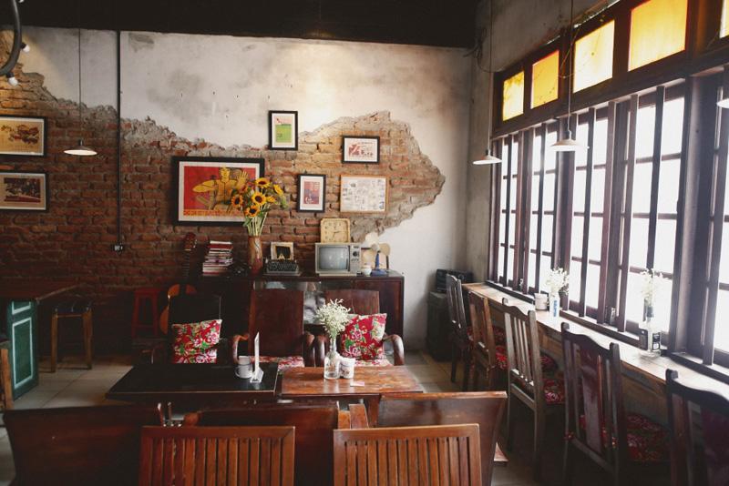 ý tưởng thiết kế quán cafe độc đáo 1