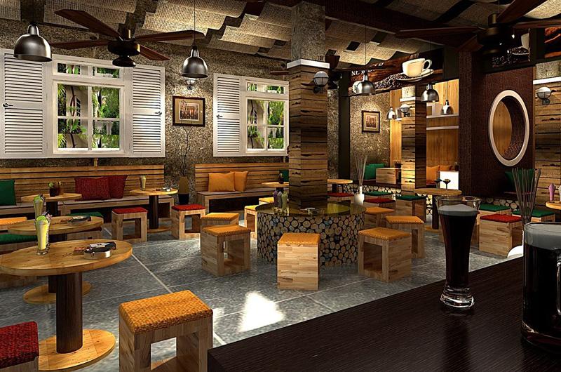 ý tưởng thiết kế quán cafe độc đáo 5