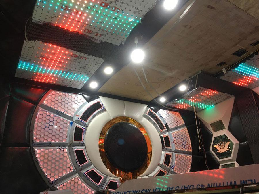 thiết kế thi công karaoke tại vinhome greenbay 13