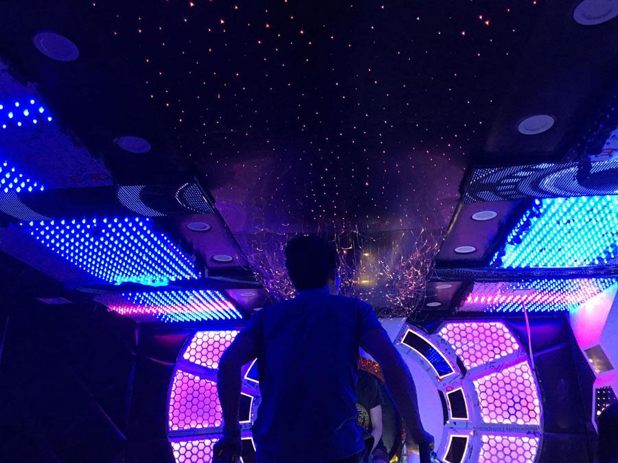 thiết kế thi công karaoke tại vinhome greenbay 16