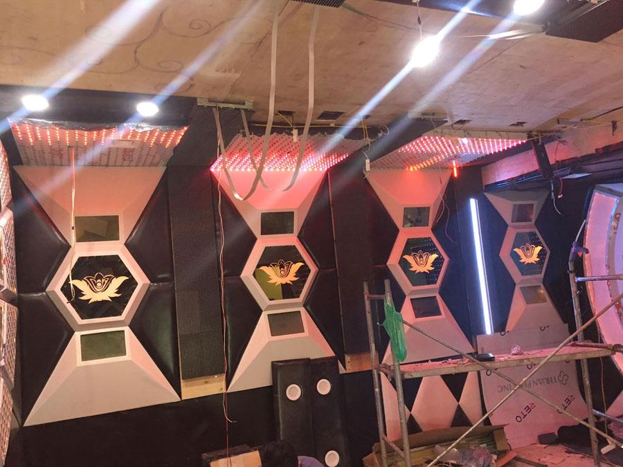 thiết kế thi công karaoke tại vinhome greenbay 4