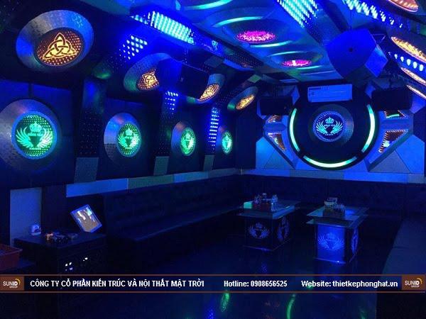 Lựa chọn chủ đề phòng hát Karaoke đáp ứng sở thích của khách hàng và thể hiện cá tính của chủ nhân