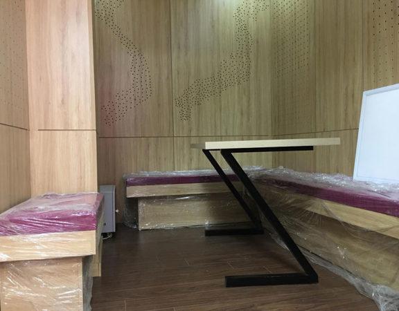 Thiết kế thi công phòng thu âm diện tích nhỏ tại Vương Thừa Vũ