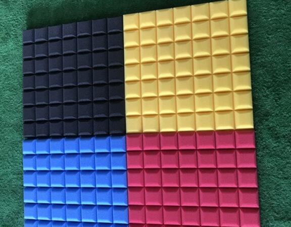 Mút tiêu âm ô vuông kích thước 50x50cm độ dày 5cm