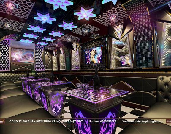 Thiết kế phòng hát Karaoke tại Nam Định