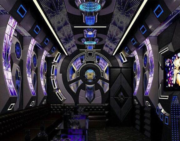 22 mẫu thiết kế phòng karaoke đẹ năm 2018 ảnh 3