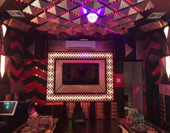 Thiết kế phòng karaoke tại Vĩnh Phúc 7