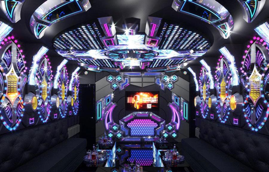 nâng cấp phòng karaoke