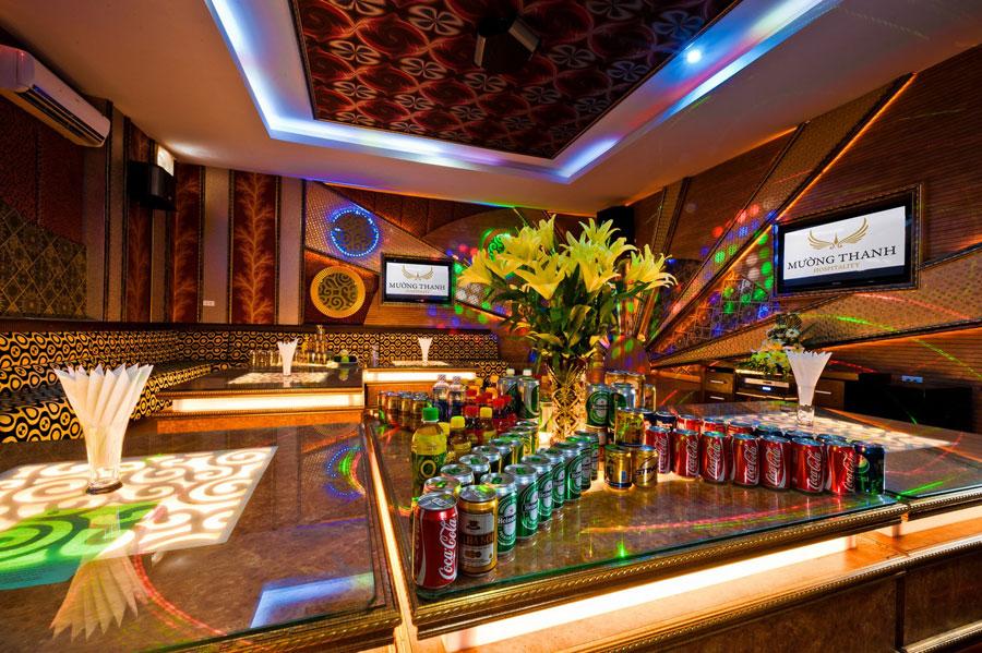 thiết kế phòng karaoke vip cho khách sạn