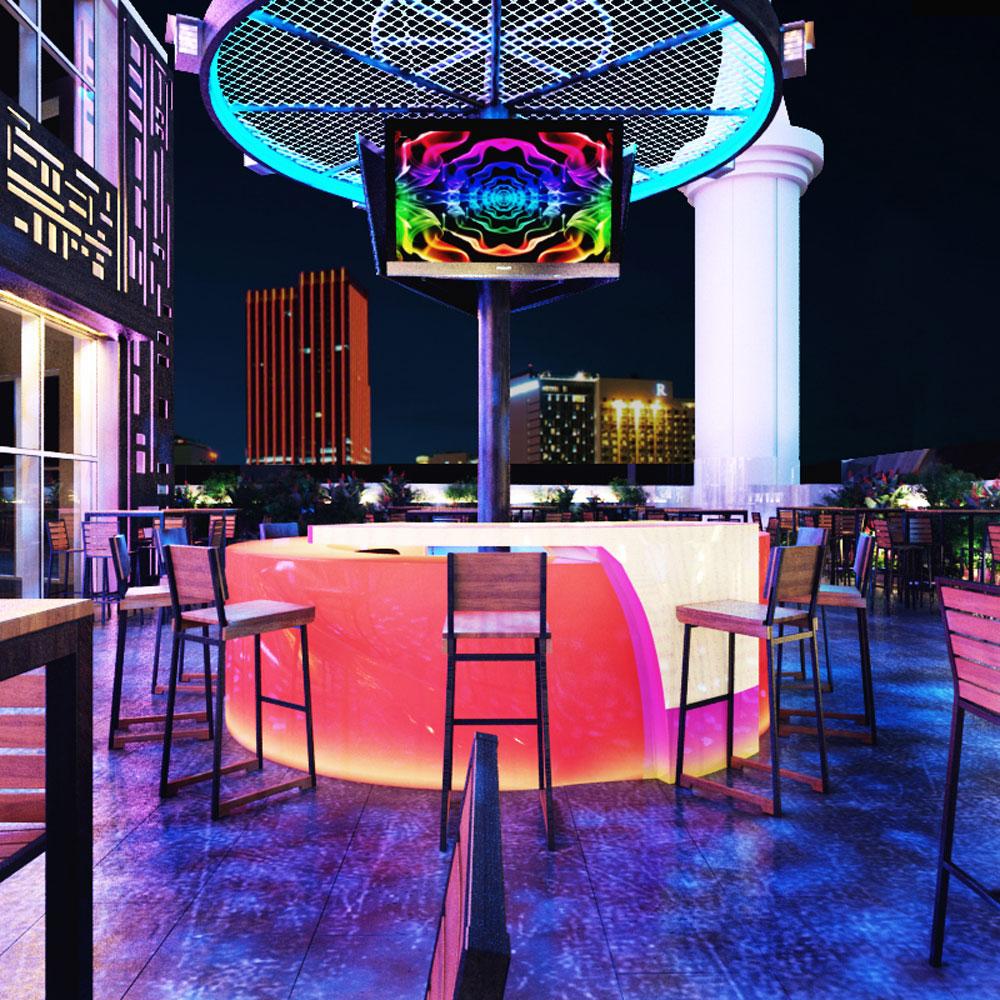 Thiết kế quán beer club đẹp 10