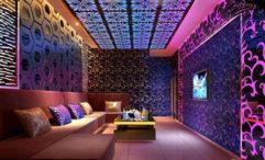 Cách trang trí phòng karaoke gia đình đẹp ấn tượng giá bình dân